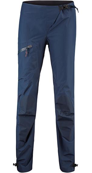 Klättermusen W's Rind Pants Storm Blue
